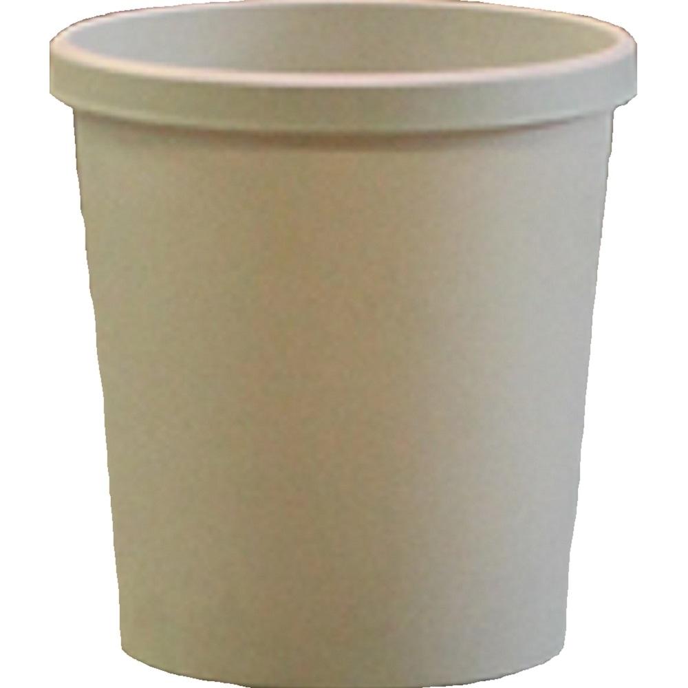 Müllkorb weiß Mülleimer Abfalleimer Fripa Abfallkorb 285x190x355 mm 20 Liter