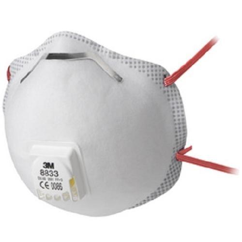 3M klassische Atemschutzmaske Schutzstufe FFP3 Atemmaske ...