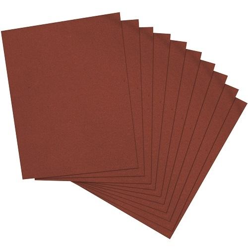 600er Körnung 10er Packung 239112 und Trockenschleifpapier Silverline ~ Nass